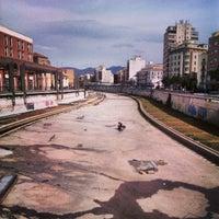 Photo taken at Puente de los Alemanes by Anna M. on 4/1/2014