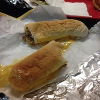 Photo taken at Philly Ted's Cheesesteaks & Subs by Jerri C. on 8/7/2014