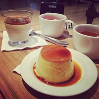 Photo taken at Café & Meal MUJI by Tricia L. on 6/28/2013