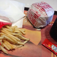 Photo taken at McDonald's by Lena Y. on 9/9/2013