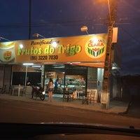 Photo taken at Panificadora Frutos Do Trigo by Marllene Dias on 6/1/2017