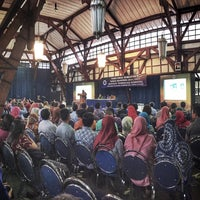 Photo taken at Aula Barat ITB by Ferry S. on 1/10/2017