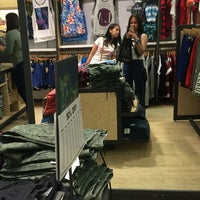 Photo taken at Aeropostale Champlain Mall by Sheiy C. on 5/29/2016
