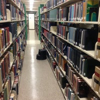 Photo taken at Estelle and Melvin Gelman Library by Liv H. on 12/6/2012