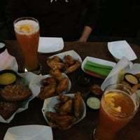 Photo taken at Buffalo Wild Wings by Liv H. on 3/9/2013