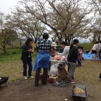 Photo taken at 岡山神社 by みわ姫 on 4/14/2013