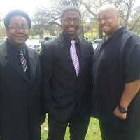 Photo taken at Rose Of Light Missionary Baptist Church by Marcus B. on 5/3/2014