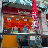Photo taken at London Cafe by Erwin S. on 1/28/2013