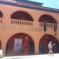 Photo taken at Hotel California by Jorge R. on 5/6/2017