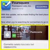 Снимок сделан в Osservatorio Foursquare Italia HQ пользователем Osservatorio 4sq Italia 11/6/2012
