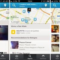 Снимок сделан в Osservatorio Foursquare Italia HQ пользователем Osservatorio 4sq Italia 3/1/2013