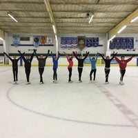 Photo taken at Oak Park Ice Arena by Josie C. on 4/30/2016