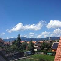 Photo taken at Gland by Eleni P. on 8/18/2014