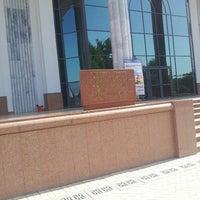 Снимок сделан в O'zbekiston Tasviriy San'at Galereyasi пользователем Di D. 8/8/2014