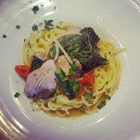 Das Foto wurde bei cucina italiana aria von Mana A. am 11/28/2013 aufgenommen
