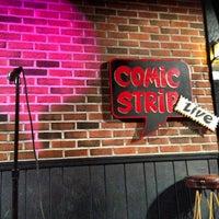 Photo taken at Comic Strip Live by Steve C. on 7/27/2013