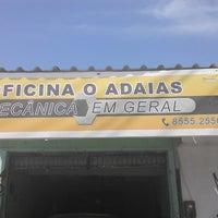 Photo taken at Oficina O Adaias by jflavio f frota B. on 2/1/2014