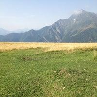 Photo taken at Alpe Giumello by xxgoblin on 8/3/2013