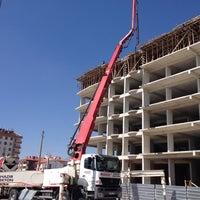 Photo taken at ülker hazır beton gayrimenkul sultansaray şantiyesi by Nevruz A. on 3/31/2014