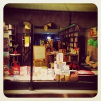 Photo taken at Nestor Bookstore by Despoina N. on 2/3/2014