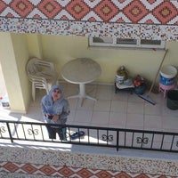 Photo taken at Balkon by Sinan T. on 2/6/2014