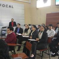 Photo taken at SINAFOCAL (Sistema Nacional De Formacion Y Capacitacion Laboral) by Ayumi K. on 8/14/2017