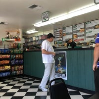 Photo taken at Mr. Pickle's Sandwich Shop by Corey N. on 9/25/2016