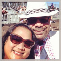 Photo taken at Monterey Jazz Festival @ Monterey Fairgrounds by Kyiakhalid R. on 9/22/2013