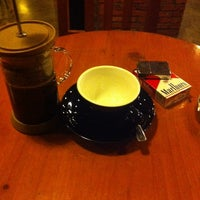 Photo taken at Jakarta Coffee House by Heru S. on 10/7/2014