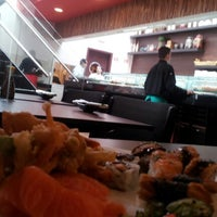 Photo taken at Hakka Sushi by Bruno E. on 10/24/2012
