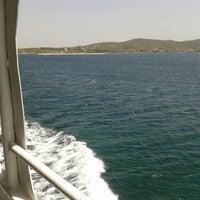 Photo taken at oz kaptan gemisi avsa tekirdag by Selda E. on 6/26/2014