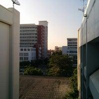 Photo taken at King Mongkut's University of Technology Thonburi (KMUTT) by iPeaw I. on 11/16/2014
