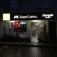 Photo taken at Dergah Kırtasiye by Ali K. on 12/8/2016