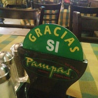 Photo taken at Mr. Pampas Cancún by Michie W. on 1/15/2015
