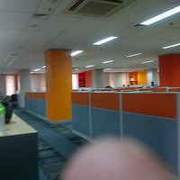Photo taken at Bank Danamon Indonesia by arieono l. on 3/5/2013