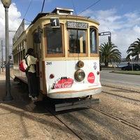 Photo taken at Porto City Tram Tour Line 1 by Anna-Lena on 6/28/2017