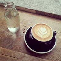 Photo taken at The Barn - Roastery by Anna-Lena on 7/5/2013