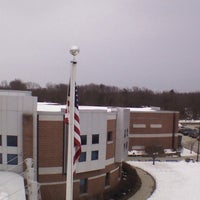 Photo taken at Ephraim Curtis Middle School by Andy T. on 3/26/2014