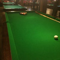 Photo taken at Pool-biljart Preston  Palace by Irma on 12/25/2015