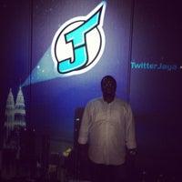 Photo taken at TWITTERJAYA by Vicknezan S. on 7/25/2013