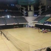 Photo taken at Stadium Malawati by far a. on 4/19/2013