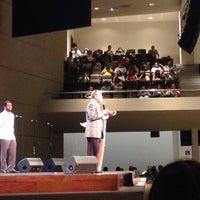 Photo taken at Iglesia Bautista Internacional by Lucy M. on 9/11/2016