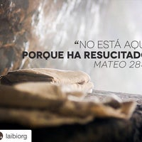 Photo taken at Iglesia Bautista Internacional by Lucy M. on 3/27/2016
