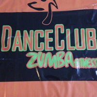 Photo taken at Dance club zumba fitness by Paola G. on 8/31/2014