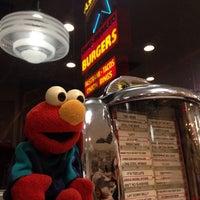 Photo taken at Astro Burger by Thomas N. on 9/6/2015