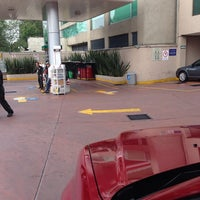 Photo taken at Gasolinera Picacho-Ajusco by Cesar G. on 6/22/2014