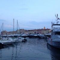Photo taken at Port de Saint-Tropez by Benoît H. on 7/18/2013