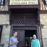 Photo taken at Safranbolu Uygulama Oteli by Can B. on 8/25/2013