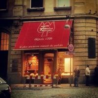 Das Foto wurde bei Farina - Pizza Pasta Bar von Ayça E. am 10/19/2013 aufgenommen