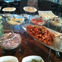 Photo taken at Mercara Veg Buffet by Sahil L. on 12/8/2013